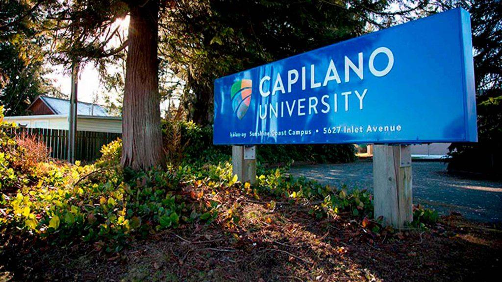 trường đại học Capilano