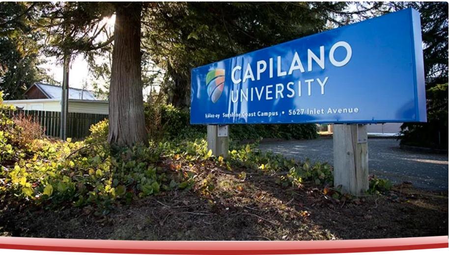 đại học capilano