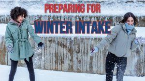 Winter-intake