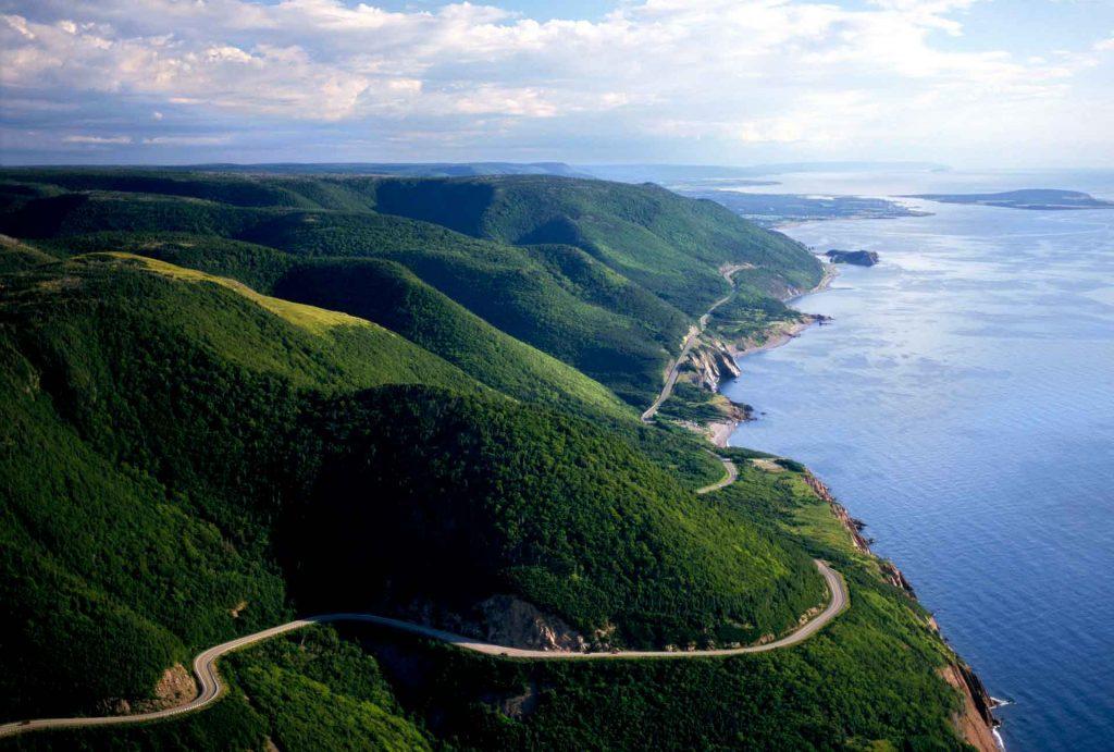 Cabot ở Cape Breton, Nova Scotia