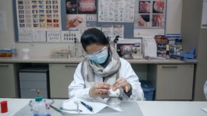 kĩ thuật viên nha khoa